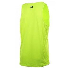 Sport funkcionális trikó Rogelli BASIC  sima anyag, fényvisszaverő sárga 800.231., Rogelli