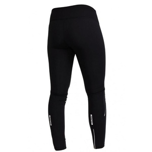 futó nadrág Salming Thermal Wind Tights Women Black, Salming