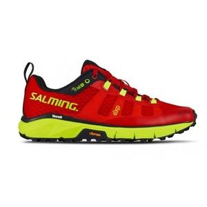 Cipő Salming Trail 5 Women Poppy Piros / biztonság Yellow, Salming
