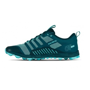 Cipő Salming OT Comp Women Deep Teal / Aruba Blue, Salming