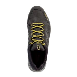 Cipő Mammut közvetít Low GTX® Men grafit-fekete citrom, Mammut