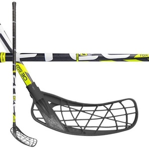 Floorball bot FREEZ FOX 30 BLACK 103 ROUND SB L, Freez