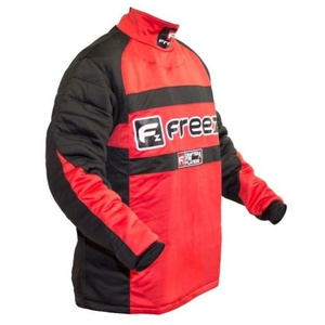 Kapus mez FREEZ Z-80 GOALIE SHIRT BLACK/RED ifjabb, Freez