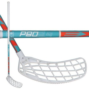 Floorball bot EXEL P80 TURQUOISE 2.6 101 OVAL MB, Oxdog