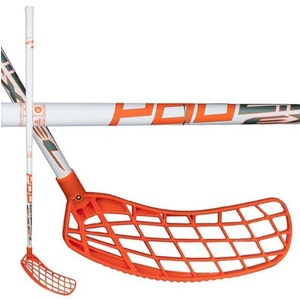 Floorball bot EXEL P60 WHITE 2.6 101 OVAL MB, Exel