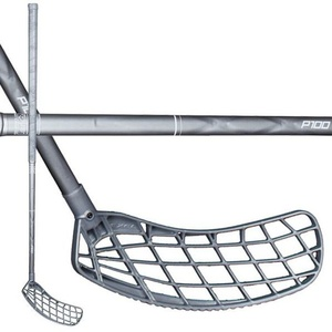 Floorball bot EXEL P100 GREY 2.6 101 OVAL MB, Exel