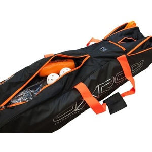 Floorball táska OXDOG OX3 TOOLBAG black, Oxdog