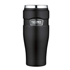 Vízálló Termo bögre Thermos Style matt fekete 160023, Thermos