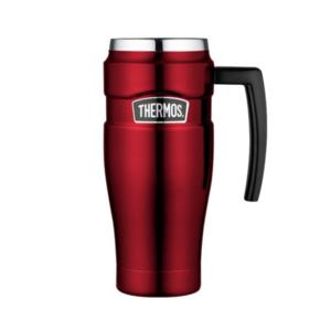Vízálló Termo bögre  kapaszkodó Thermos Style piros 160031, Thermos