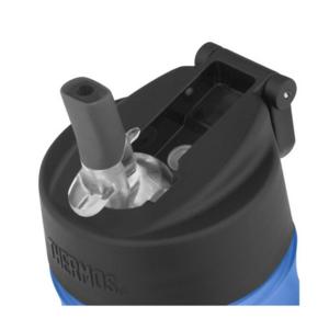 hidratáló üveg  szalma Thermos Sport kék 320141, Thermos