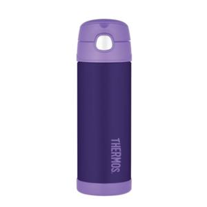Gyermek termosz  szalma Thermos Funtainer lila 120020, Thermos