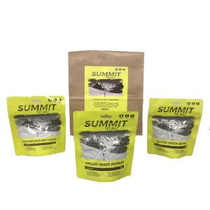 Summit To Eat zöldségek, Summit To Eat