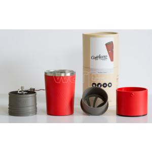 szabadban kávéfőző Cafflano Klassic red CAF0003, Cafflano