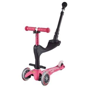 Robogó Micro 3in1 Deluxe Plus Pink, Micro