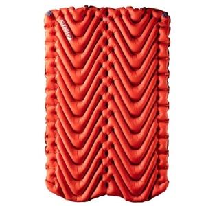 Felfújható laticel Klymit Insulated Double V narancssárga, Klymit