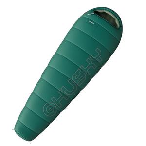 Hálózsák Husky Musset Short -3°C zöld