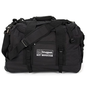 Utazási táska Snugpak Monster Roller 65l fekete, Snugpak