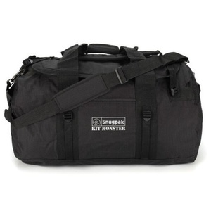 Utazási táska Snugpak Monster 120 l fekete, Snugpak