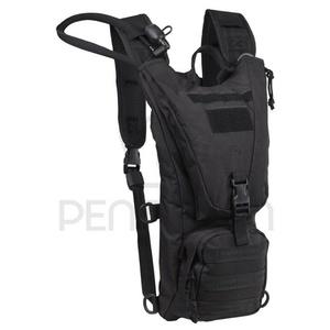 hidratáló hátizsák PENTAGON® Camel bag 2.0 + táska 2,5 l fekete, Pentagon