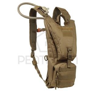hidratáló hátizsák PENTAGON® Camel bag 2.0 + táska 2,5 l coyote, Pentagon
