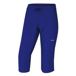 Női softshell 3/4 nadrág Husky Speedy L tm. kék lila, Husky