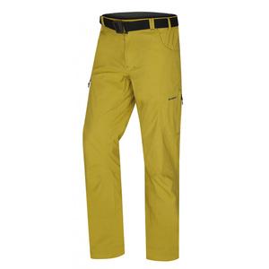 Férfi külső nadrág Husky Kahula M sárga-zöld, Husky