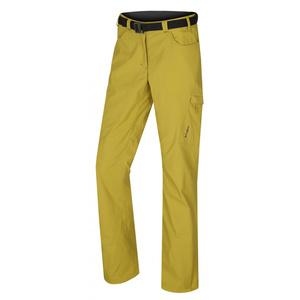 Női külső nadrág Husky Kahula L sárga-zöld, Husky