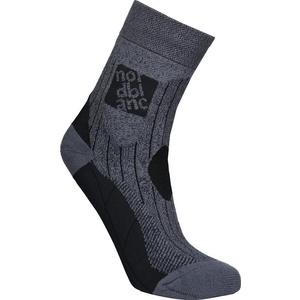 A tömörítés sport zokni NORDBLANC keményítő NBSX16379_GRM, Nordblanc