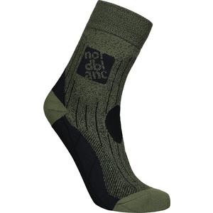 A tömörítés sport zokni NORDBLANC keményítő NBSX16379_KHM, Nordblanc