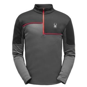 Garbó Spyder Men's Charger Therma Stretch T-Neck 181350-069, Spyder
