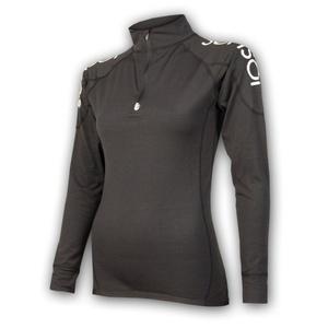 Női póló térd rezgő cipzár Sensor Thermo 1065656-23, Sensor