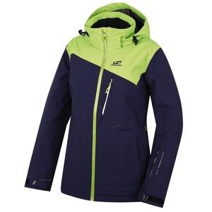 Kabát HANNAH Wayne peacoat / lime green, Hannah