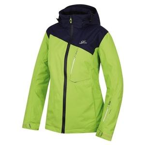 Kabát HANNAH Wayne lime zöld / peacoat, Hannah