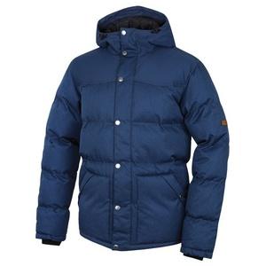 Kabát HANNAH Slasher II dark farmer mel / majolica blue, Hannah