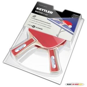 Set denevérek  asztali tenisz Kettler Match 7090-500, Kettler