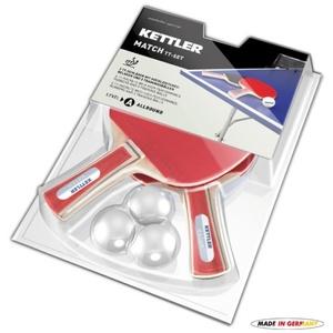 Set denevérek  asztali tenisz Kettler Match 7091-500, Kettler