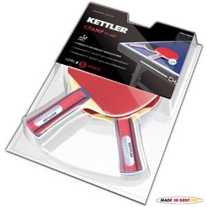 Set denevérek  asztali tenisz Kettler CHAMP 7090-700, Kettler