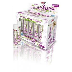 Csökkentés súly Amix CarniLine® Pro Fitness 2000 BOX 10x25ml, Amix