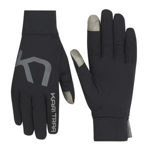 Kesztyű Kari Traa Myrbla Glove Black, Kari Traa