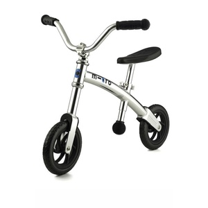Bounce Micro G-Bike Chopper Silver, Micro