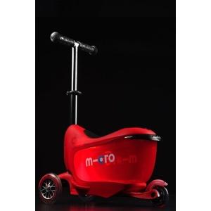 Robogó Micro Mini2go Deluxe Plus Red, Micro