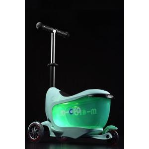 Robogó Micro Mini2go Deluxe Plus Mint, Micro