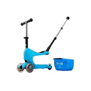 Robogó Micro Mini2go Deluxe Plus Blue, Micro