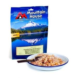 Mountain House kódolt tojás, Mountain House