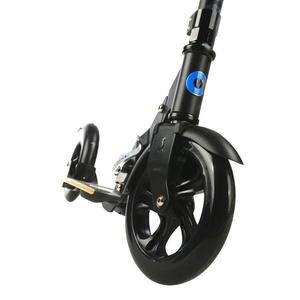 Robogó Micro Flex PU 200 Black, Micro