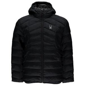 Kabát Spyder Men`s Az autókban HOODY Synthetic Down 415016-001, Spyder