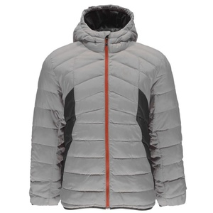 Kabát Spyder Men`s Az autókban HOODY Synthetic Down 415016-053, Spyder