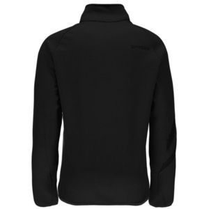 Pulóver Spyder Men`s Wengen Full Zip Mid wt Stryke Fleece 417027-001