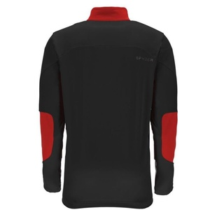 Garbó Spyder Men's Charger Therma Stretch T-Neck 417065-600, Spyder