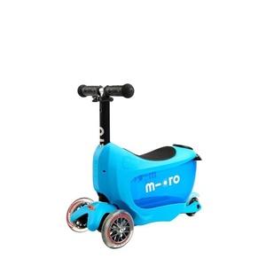 Robogó Micro Mini2go Deluxe Blue, Micro